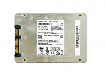 Ổ cứng 180GB Intel SSD E 5400s Series 2.5in SATA 6Gb/s, 16nm, TLC