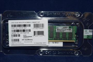 HPE 64GB 4Rx4 PC4-2666V-L Kit