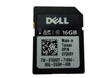 Thẻ nhớ Dell 16GB SDHC VFlash SD Secure Digital Card 7GH0Y