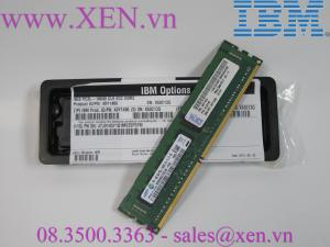 IBM 4GB 2Rx8 PC3-12800E ECC UDIMM