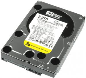 500GB WD RE4 SATA 3Gbps 7.2K 3.5