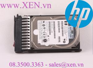 HP 600GB 6G SAS 15K LFF SC HDD